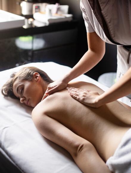 massaggio ayurveda corpo