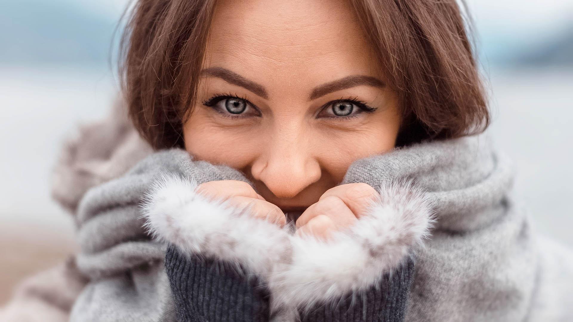 skincare invernale